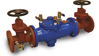 Cash-Flo RPZ Reduced Pressure Zone Backflow Preventer