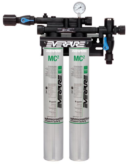 MC(2) Twin Filter System