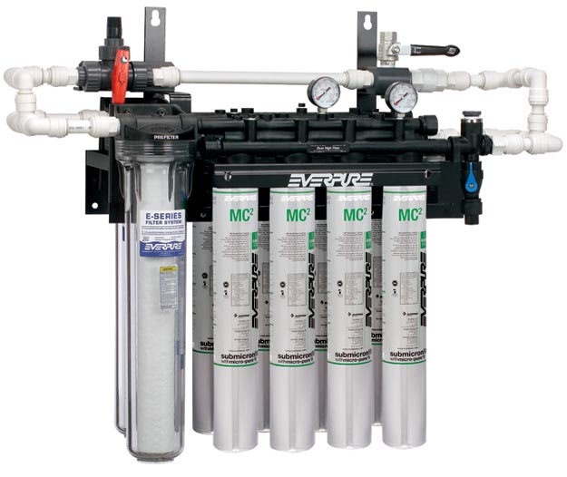 Everpure Filter Systems and Cartridges