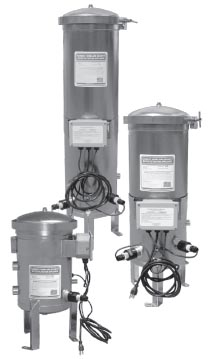 Homeland Security Filtration Systems