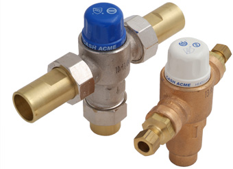 Heatguard Thermostatic Mixing Valves