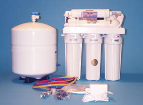 HL5000 RO System w/ Booster Pump