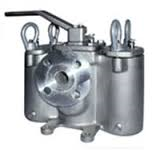 Stainless Steel Model 53BTX Duplex Basket Strainer