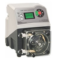 "0.02 - 1.7 GPH Norprene 125 PSI Peristaltic Pump 3/4"" Tri-Clamp"