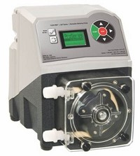 "0.15 - 14.9 GPH Norprene 50 PSI Peristaltic Pump 3/4"" Tri-Clamp"
