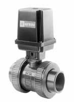 Hayward EAU Series Actuator to True Union Ball Valve CPVC/EPDM Seals
