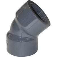 "Spears 1/4"" Schedule 80 Elbow 90° - FIPT"