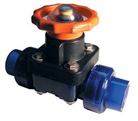 "Spears 1"" Diaphragm Valve"